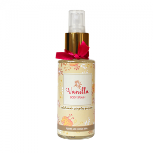 Body Splash 120ml Vanilla