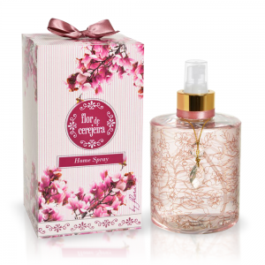 Home Spray 350ml Flor De Cerejeira
