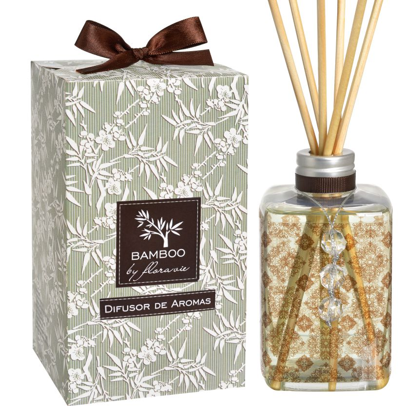 Difusor De Aromas 300ml Bamboo