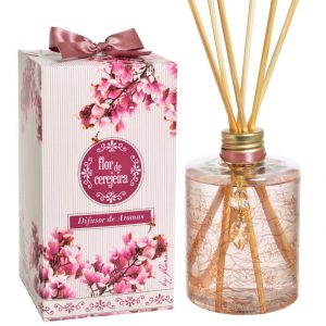 Difusor Aromas 350ml Flor De Cerejeira