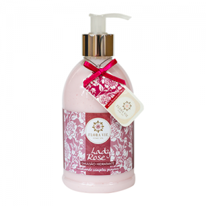Emulsão Corporal 380ml Lady Rose