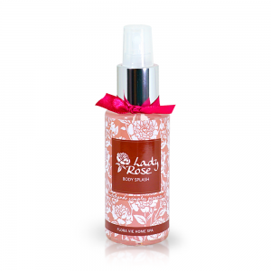 Body Splash 120ml Lady Rose