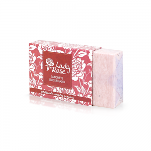 Sabonete Glicerinado 90g Lady Rose