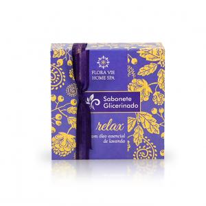 Sabonete Glicerinado 60g Relax