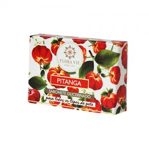 Sabonete Glicerinado 90g Pitanga