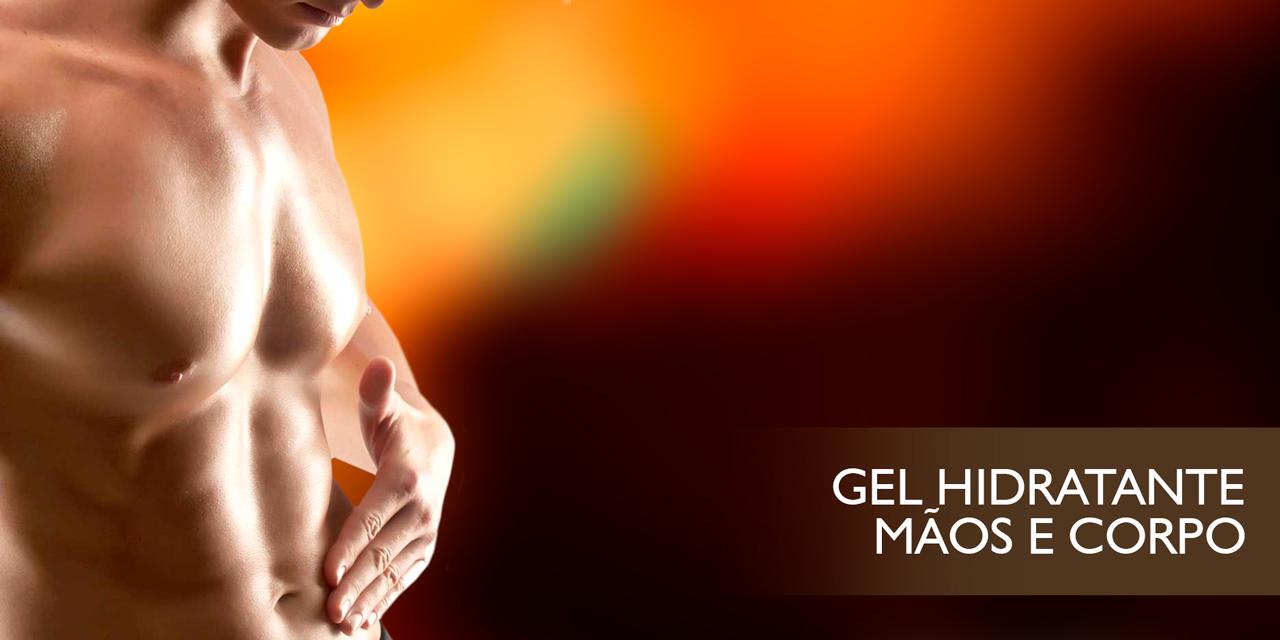 Flora vie coleção Gel Hidratante para Mãos e Corpo