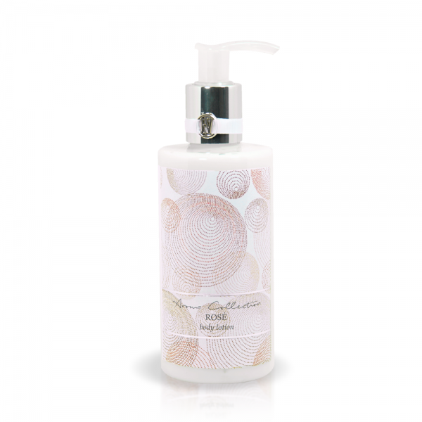 Flora vie BODY LOTION ROSE