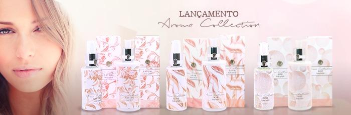 Flora Vie Lança Coleção Aroma Collection Com Fragrâncias Marcantes E Irresistíveis